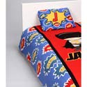 Personalized Batman Toddler Bedding Set