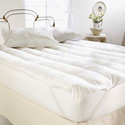 Natural Living Luxury Mattress Topper