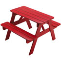 Kid Sized Picnic Table
