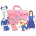 Press 'n Dress Doll Set