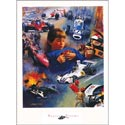 Racing Dreams Print