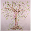 Enchanted Tree Wall Mural