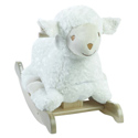 Personalized Lambkin Lamb Rocker