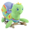 Personalized Sammie the Sea Turtle Rocker