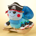 Ocho the Pirate Spider Rocker