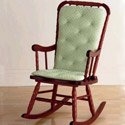 Heavenly Soft Adult Rocking Chair Cushion