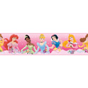Disney Princess Dream From the Heart Peel & Stick Border