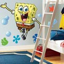 Spongebob Squarepants Giant Wall Decal