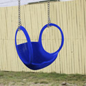 Outdoor Tire Ring Swing