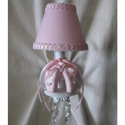 Ballerina Princess Sconce