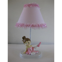 Ballerina Princess Lamp