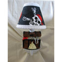Pirate's Treasure Wall Sconce