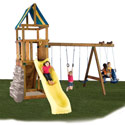 Alpine Swing Set - Project 613