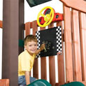 Driving Swing Set Accessory Kit