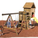 Kodiak Swing Set - Project 513