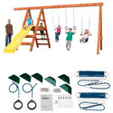 Pioneer Swing Set Hardware Kit- Project 150