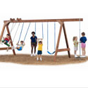 Scout Swing Set - Project 145