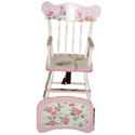 Glitter Garden High Chair