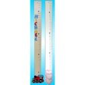 Inch by Inch Growth Chart