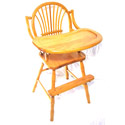 Sheaf Wooden Highchair