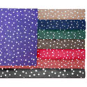 Cloudy Stars Moses Basket Sheet