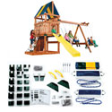 Alpine Swing Set Hardware Kit Only - Project 612