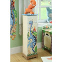 Dinosaur Kingdom 5 Drawer Cabinet