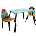 Pirate Island Table and Chair Set
