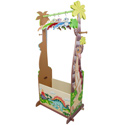 Dinosaur Kingdom Dress Up Valet Rack
