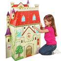 Fancy Castle Dollhouse