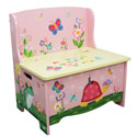 Magic Garden Storage Bench