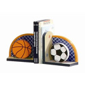 Little Sports Fan Bookends