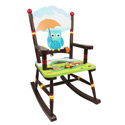 Enchanted Woodland Rocking Chair