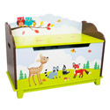 Enchanted Woodland Toy Chest