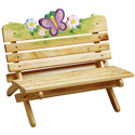 Magic Garden Outdoor Bench