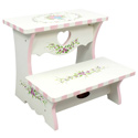 Bouquet Step Stool