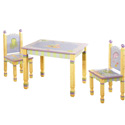 Under The Sea Table and Chair Set