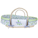 Caterpillar Moses Basket