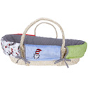 Dr. Seuss Cat in the Hat Moses Basket