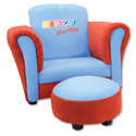 NASCAR� Club Chair and Ottoman