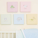 Sweet Pea Wall Art Collection