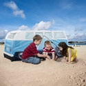 Pop Up Volkswagen Camper Van Tent for Kids