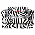 Zebra Print Sofa Sleeper