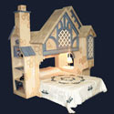 Snow White Cottage Bunk Bed