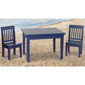 Seaside Table and Chairs Set