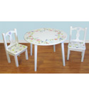 Wildflowers Table and Chair Set