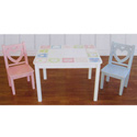 XOXO Table & Chair Set