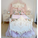Florentina Princess Bed