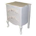 French Rose Night Stand