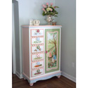 Wonderland Child Chest